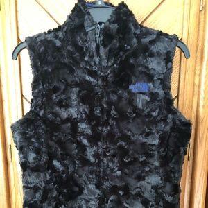Faux Fur Reversible Vest
